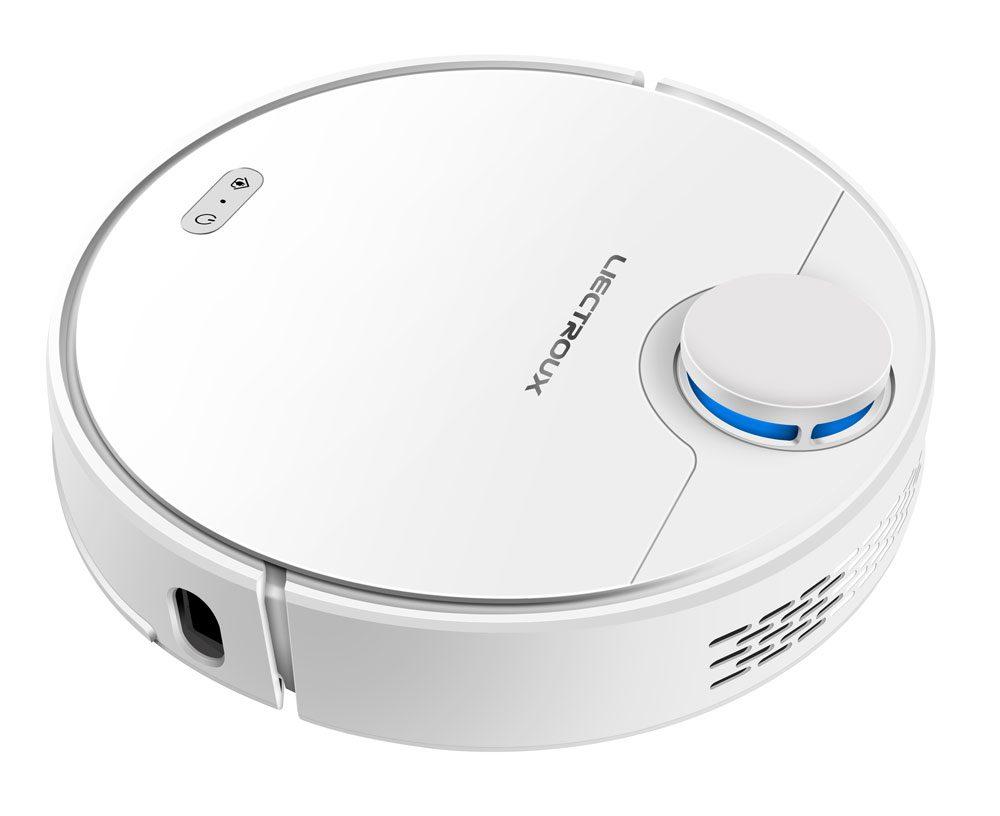 ZK901 Robot Vacuum Cleaner - White